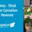 Ariel Doty – Third Quarter Carnation Award Honoree