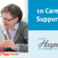 10 Caregiver Support Tips