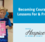 Becoming Courageous – Lessons For And From Kids