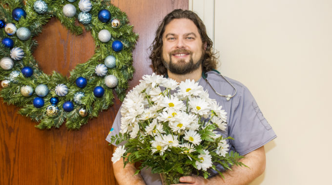 RN Charles Strawser Earns DAISY Award Accolade