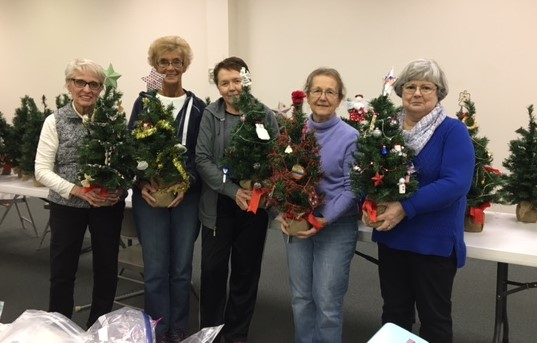 Hospice Patients To Receive Holiday Trees