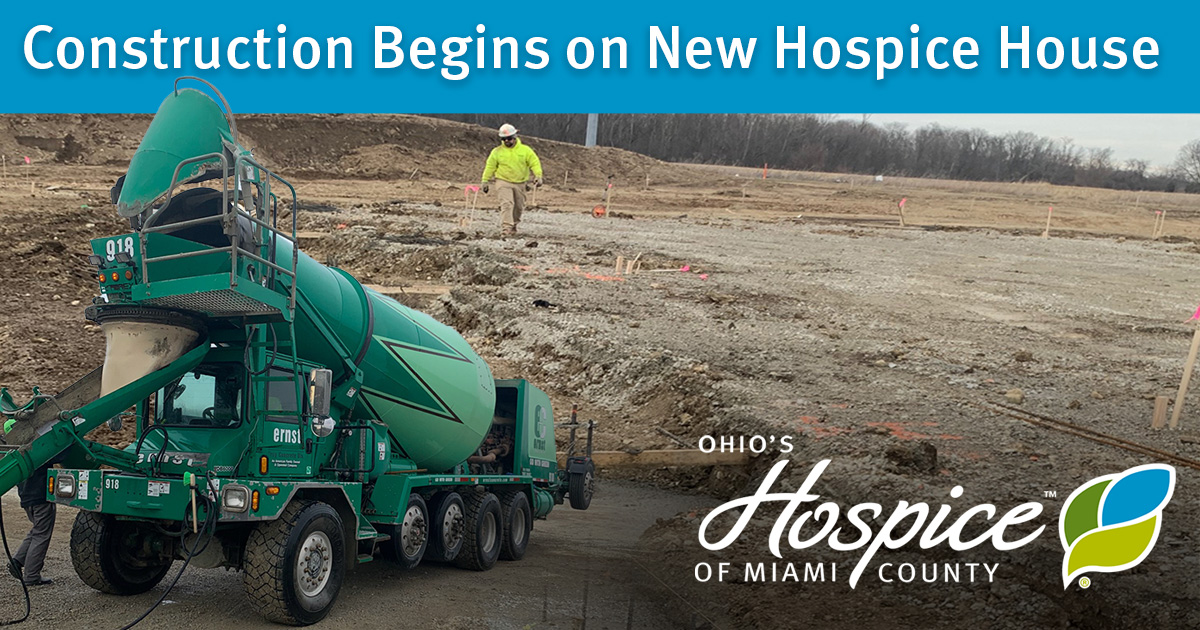 Construction Begins On New Hospice House